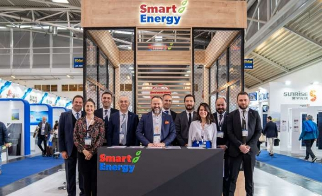 Smart Energy'den son teknoloji panelleri