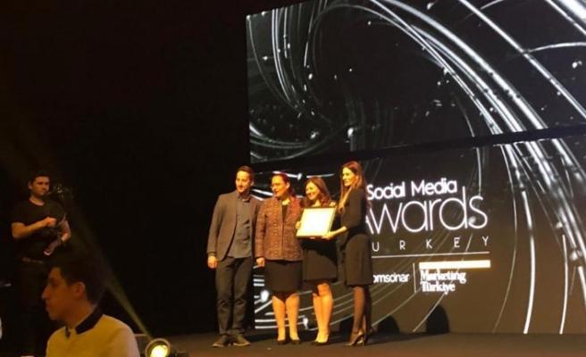 Social Media Awards'tan Buderus'a ödül!