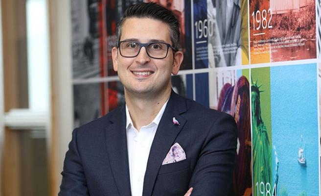 Ericsson, yeni Başkanını atadı