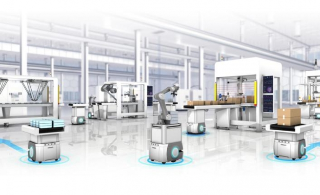 Esnek üretimin geleceği: Mobil robotlar ve cobotlar