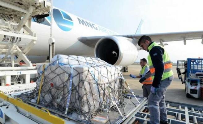 Kargo taşımacılığı ihracatta vites yükseltti