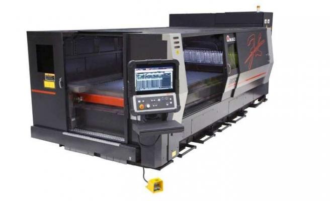 Lazer kesim makinalarına artı değer katıyor