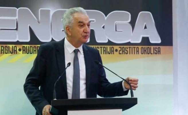 """Saraybosna'da """"9. Uluslararası Enerji, Maden ve Çevrecilik Fuarı"""" başladı"""
