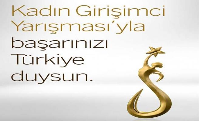 Türkiye'nin Kadın Girişimcisi aranıyor