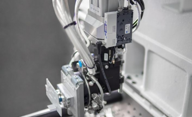 Az yer kaplayan yeni SCPM kompakt vakum ejektörü