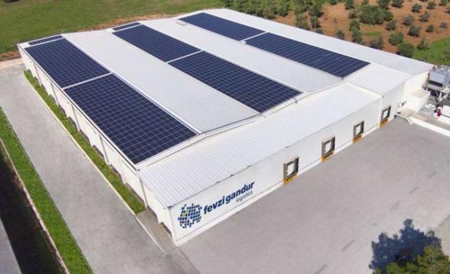 Fevzi Gandur Logistics de güneşe yatırım yaptı