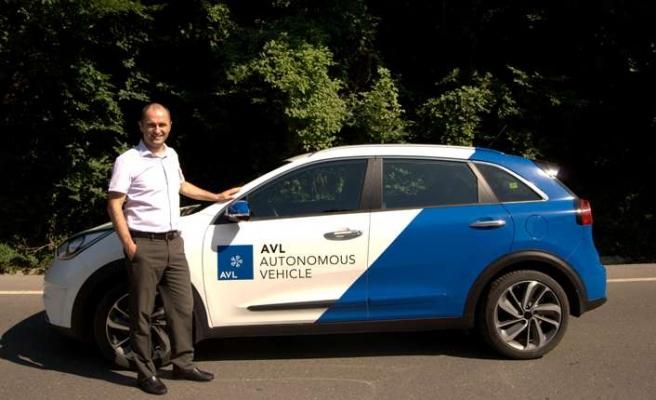 İlk otonom aracın test sürüşü yapılacak