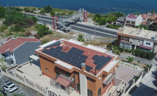 Konar Enerji, evlere enerji getiriyor