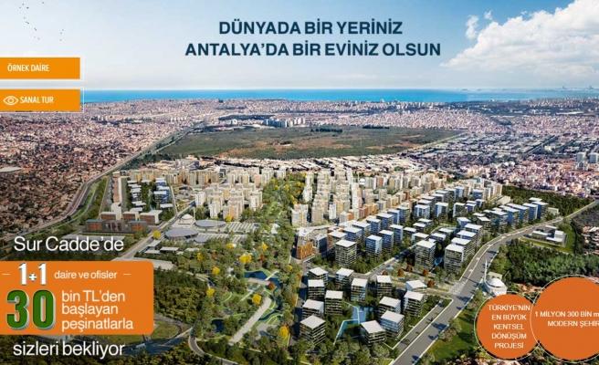 Sur Yapı Antalya