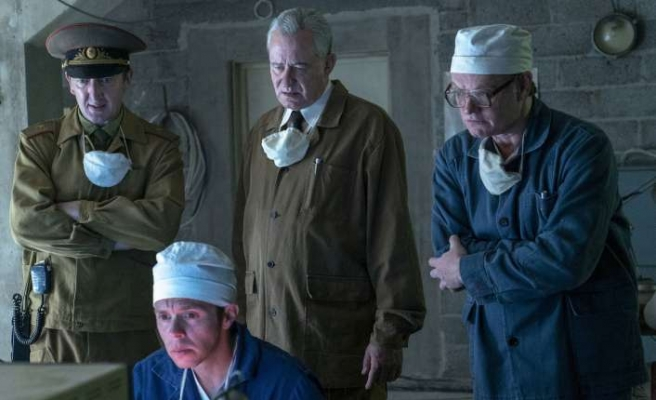 Yılın en çok konuşulan dizisi: Çernobil
