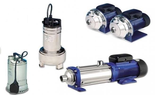 Yüksek kalitede pompa ve sistemler üretiyor