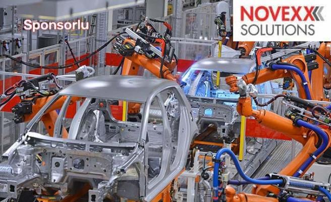 Otomotiv Sektöründe Robotik Etiketleme