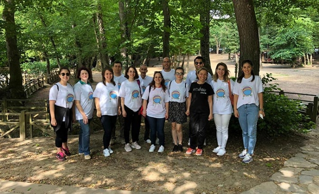 Roche Türkiye çocuklar için 10. kez yürüyor