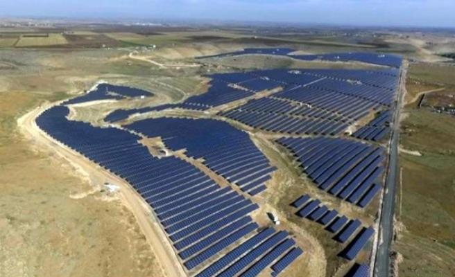 Şanlıurfa Viranşehir GES projesi için 120 bin panel üretti