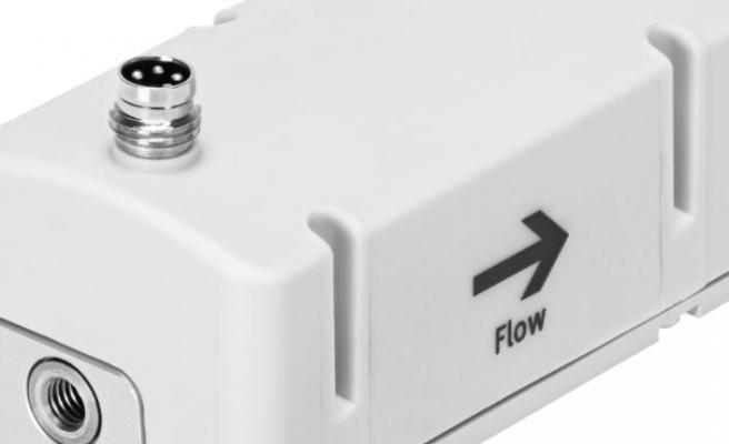 Piezo teknolojisine sahip oransal akış kontrol valfi VEMD