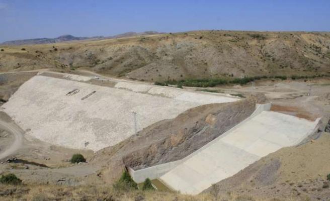 Akören Barajı 10 bin 780 dekar araziyi suyla buluşturacak