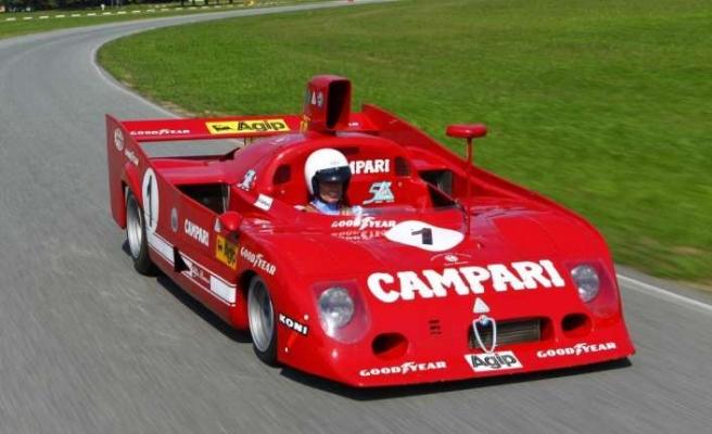 Alfa Romeo'nun efsane yarış modeli rakiplerine ilham veriyor
