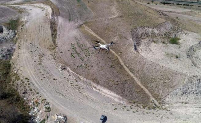 ABD'ye, Türkiye'den drone ihracatı