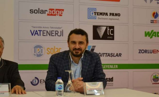 Asaş Alüminyum Enerjisini Üreten Fabrikalar Zirvesi'nde konuştu