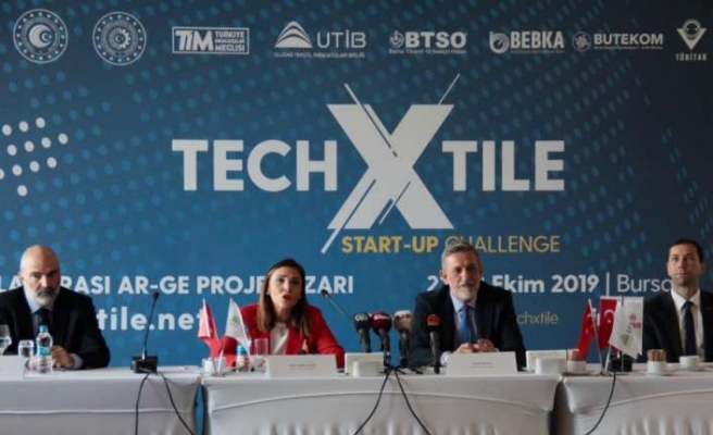"""Bursa'da """"Techxtile Start-Up Challenge"""" heyecanı"""