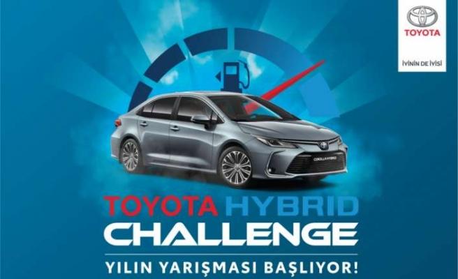 "Corolla Hybrid'den ""Toyota Hybrid Challenge"" geliyor"