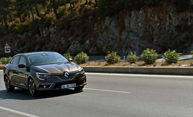Megane Sedan'a yeni nesil  motor seçenekleri