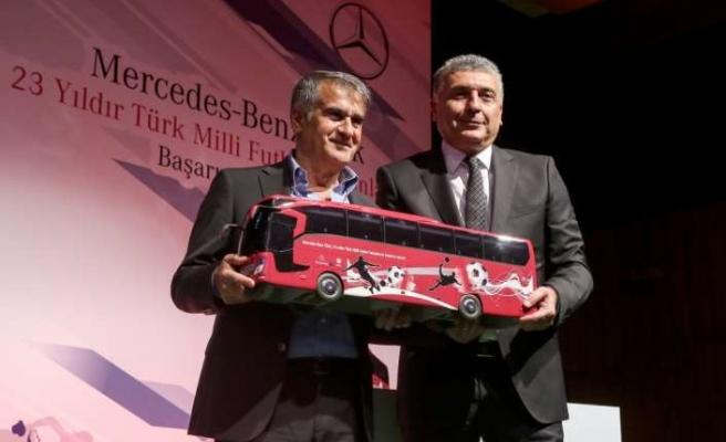 Mercedes-Benz Türk, TFF ile iş birliğine devam ediyor