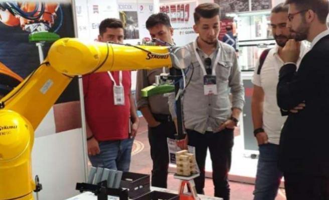 Pickit kamera teknolojisi ile robotlar artık kör değil!