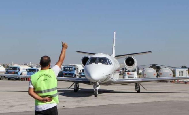 THK'nin yeni VIP jeti dünya semalarında