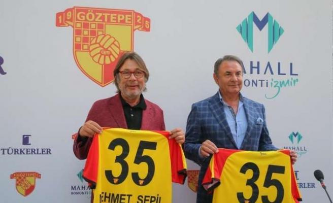 Türkerler Holding Göztepe'ye sponsor oldu