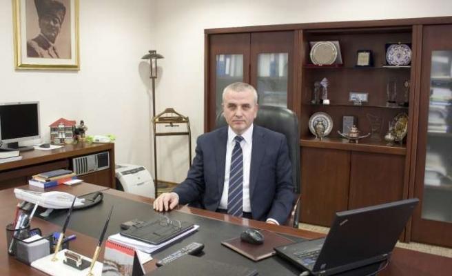 TÜRKPATENT Başkanı Habip Asan, tekrar TOSC başkanı oldu