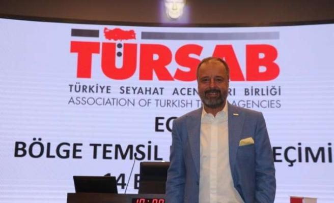 TÜRSAB Ege Bölge Temsil Kurulu'nda başkanlık seçimi
