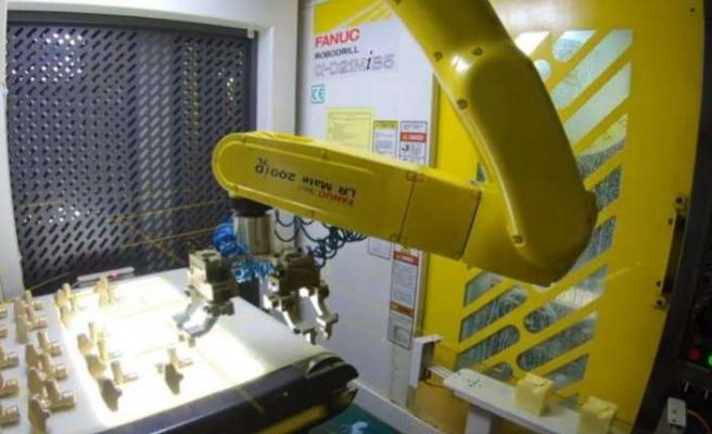 50 robotla ihracatını artırdı, müşteri memnuniyeti sağladı