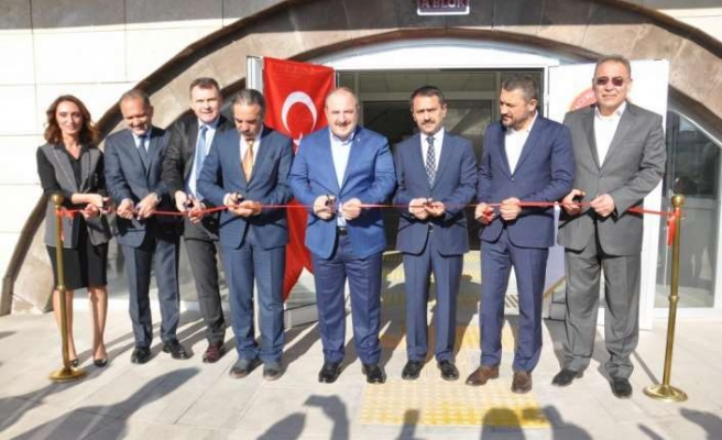 Bakan Varank, Kapadokya Teknopark'ın açılışını yaptı