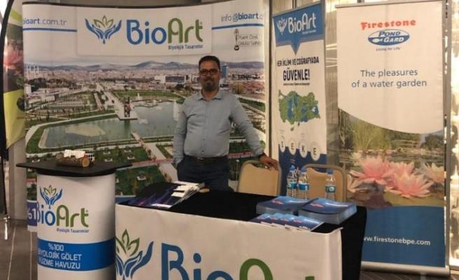 Bioart, Peyzaj Mimarlığı 7. Kongresi'nde yer aldı