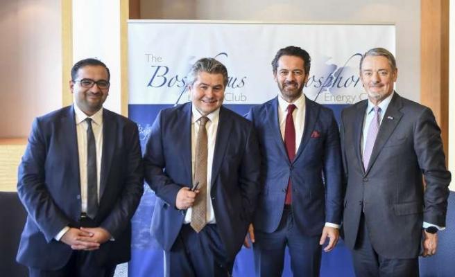 Bosphorus Energy Club, Türkiye enerji dinamiklerini masaya yatırdı