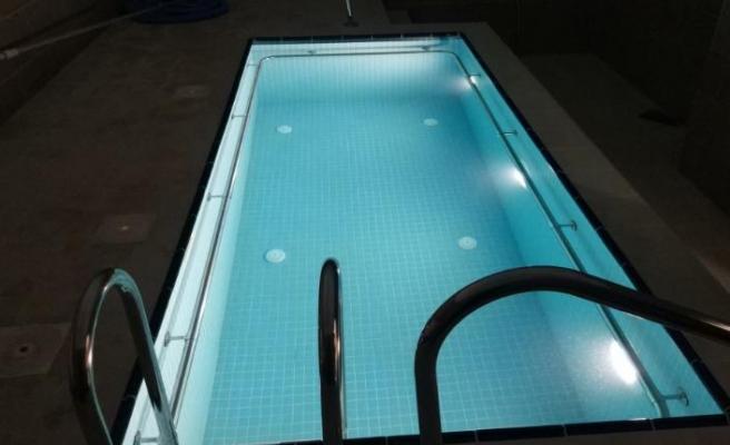 Central Park'ın havuzlarına Artes Havuzculuk çözüm sundu