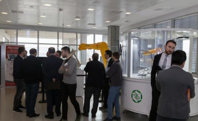 Endüstride ölçüm sistemleri robotlarla anlatıldı