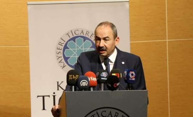 Kayseri'den 2019'un ilk 10 ayında 2,1 milyar dolarlık ihracat