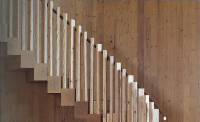 Lambri ve Döşeme çözümleri ile iç mimariye çözüm sunuyor