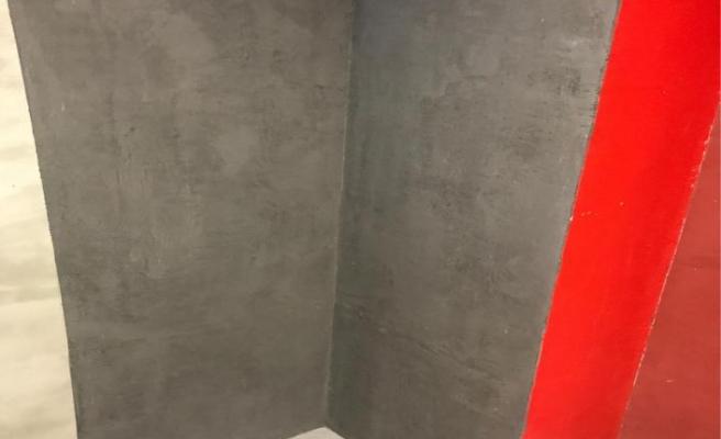 Mikro-Beton LİFE ile modern endüstriyel görünüm