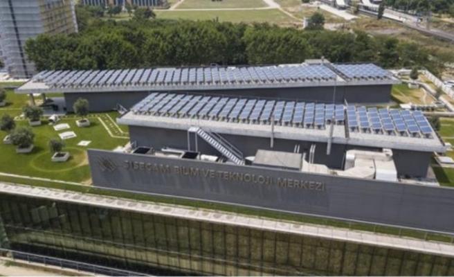 Şişecam Bilim, Teknoloji ve Tasarım Merkezi SCHMID Pekintaş ile enerjisini üretiyor