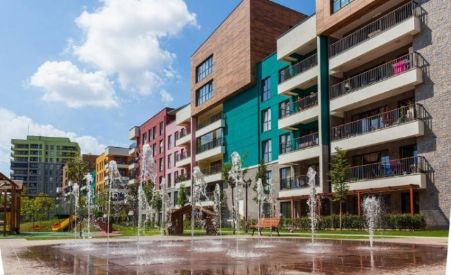 Süs havuzları ile kentlere dinamizm katıyor