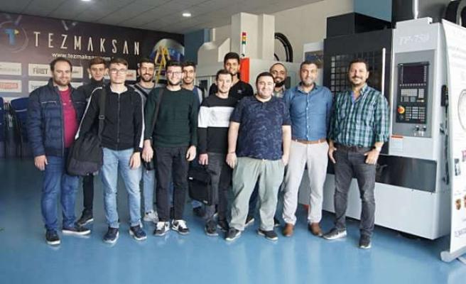 TEZMAKSAN Akademi eğitimlerini İzmir'e taşıdı