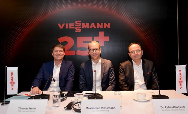 Viessmann, Türkiye'de yatırımlarına devam edecek