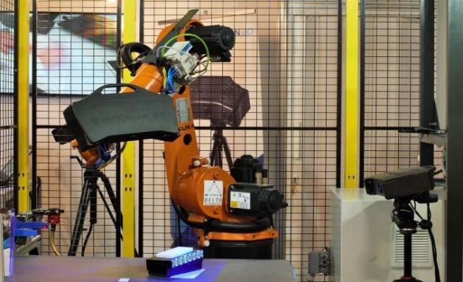 3D Üretim ve Teknoloji Merkezi'ni hayata geçirdi