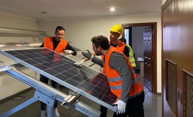 Çataklı Enerji, güneş eğitimlerine ocak ayında başlıyor