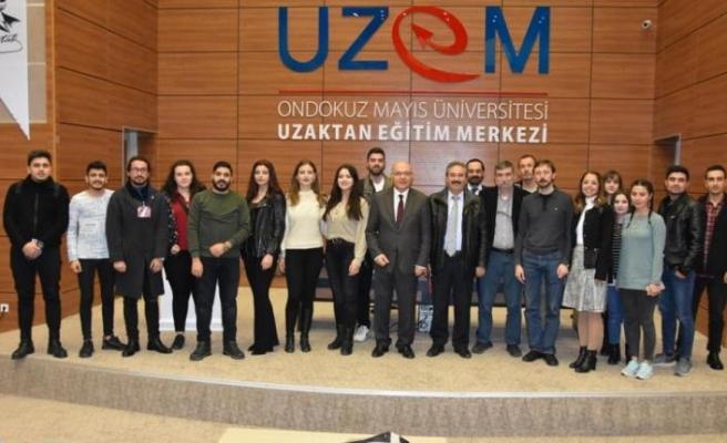 """""""Dijital Dönüşüm ve Ekonomik Etkileri"""" konferansı yapıldı"""