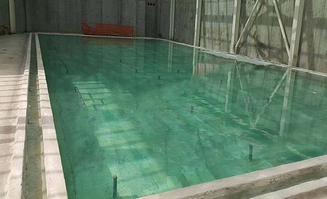 Ege Yakası projesinin havuzlarında İnsu Havuz'un imzası var