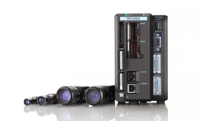 Entek'ten CV-X200/CV-X100 görüntü işleme sistemi